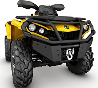 Can-Am 715001286 Black ATV Extreme Front Bumper