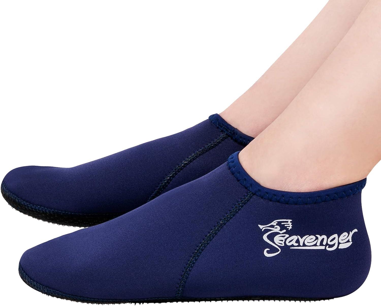 Seavenger Recommendation Zephyr 3mm OFFicial mail order Dive Neoprene Socks