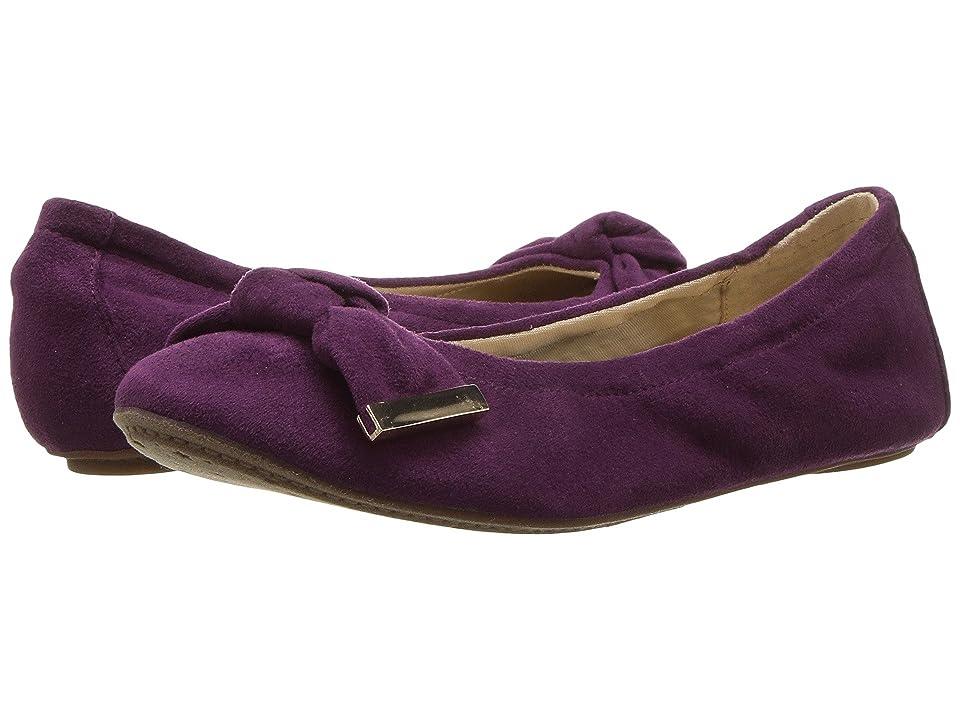 Yosi Samra Kids Miss Stella Knot (Toddler/Little Kid/Big Kid) (Fig) Girls Shoes
