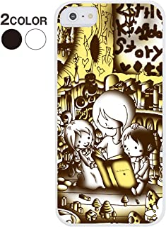 【iPhone5S】【iPhone5】【Little Kingdom Story】【Clear Arts】【iPhone5ケース カバー】【スマホケース】【2人の好きな絵本】 ip5-25-a...