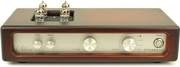 Xtonebox Silver 6011 Amplificador estéreo música a válvulas ...