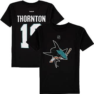 Best joe thornton black jersey Reviews
