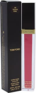 Tom Ford Ultra Shine Lip Gloss - 06 Sugar Pink, 7 ml