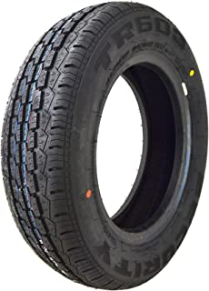 AB Tools 155/70 R12 Tyre Tire Only Trailer Radial Tubeless 104/102N Fits 12