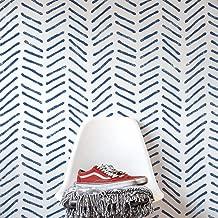 Best herringbone wall stencil Reviews