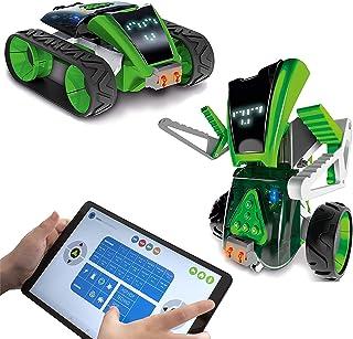 Xtrem Bots - Mazzy, Kit Robotica para Niños 8 Años O Más, Robot para Montar, Robótica Educativa, Robots Juguetes, Juguete ...
