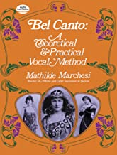 Best bel canto technique book Reviews
