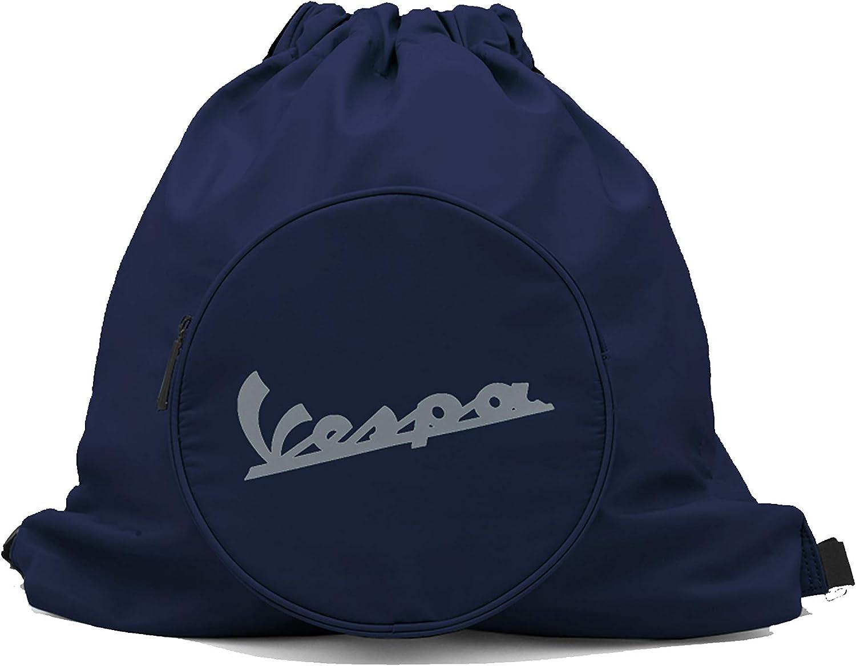 Vespa - Sacca CLOUD deportivo y ligero, para hombre y mujer