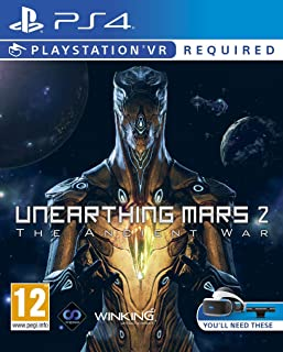 Unearthing Mars 2: The Ancient War (PSVR) (PS4) (輸入版)