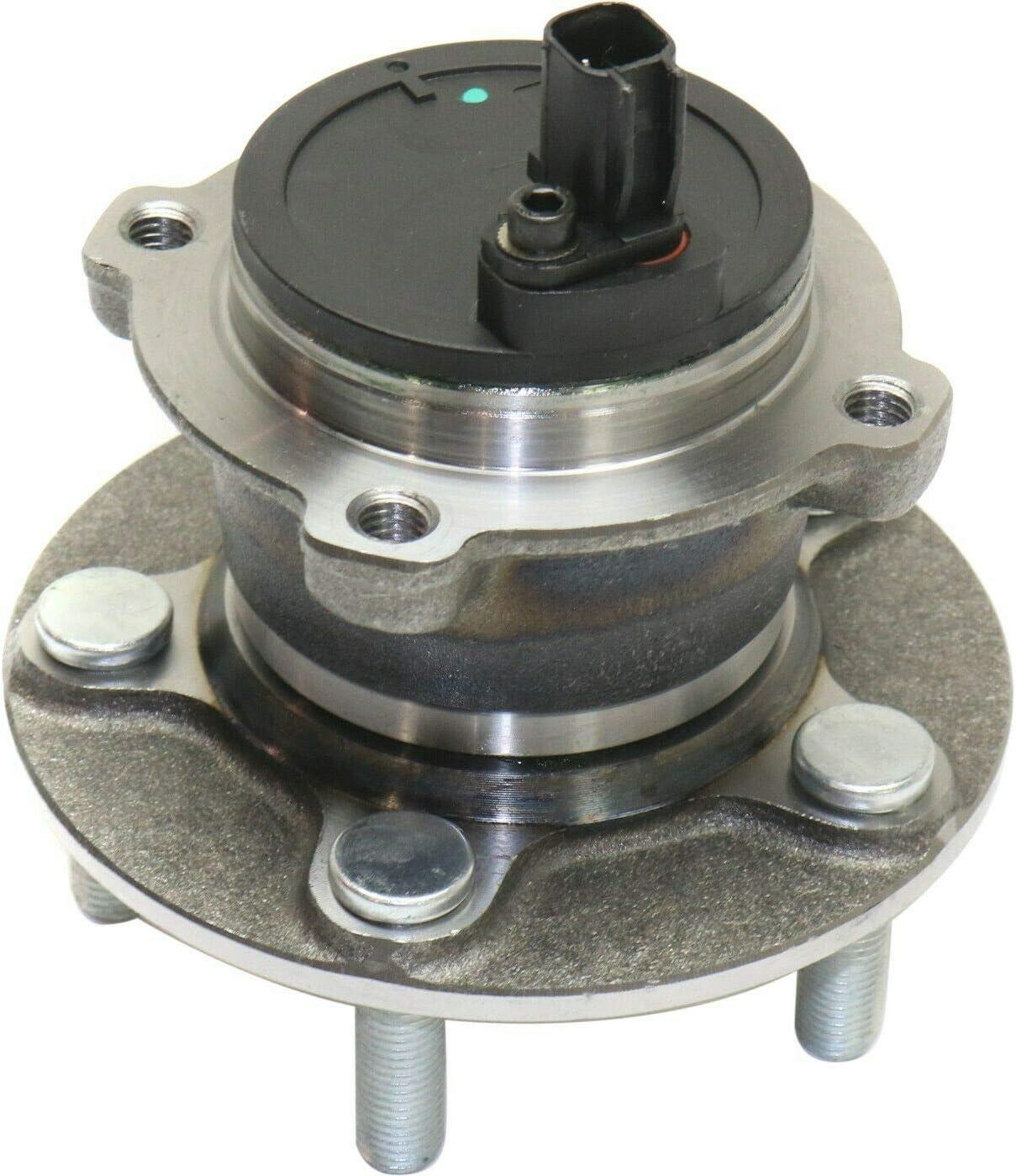 TYBC 1pcs Rear Side Import Wheel Arlington Mall Hub and Bearing wi Compatible Assembly