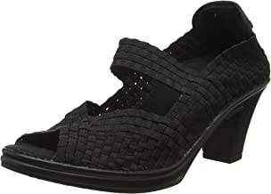 Bernie Mev Womens Clyde Casual Shoes with Heel