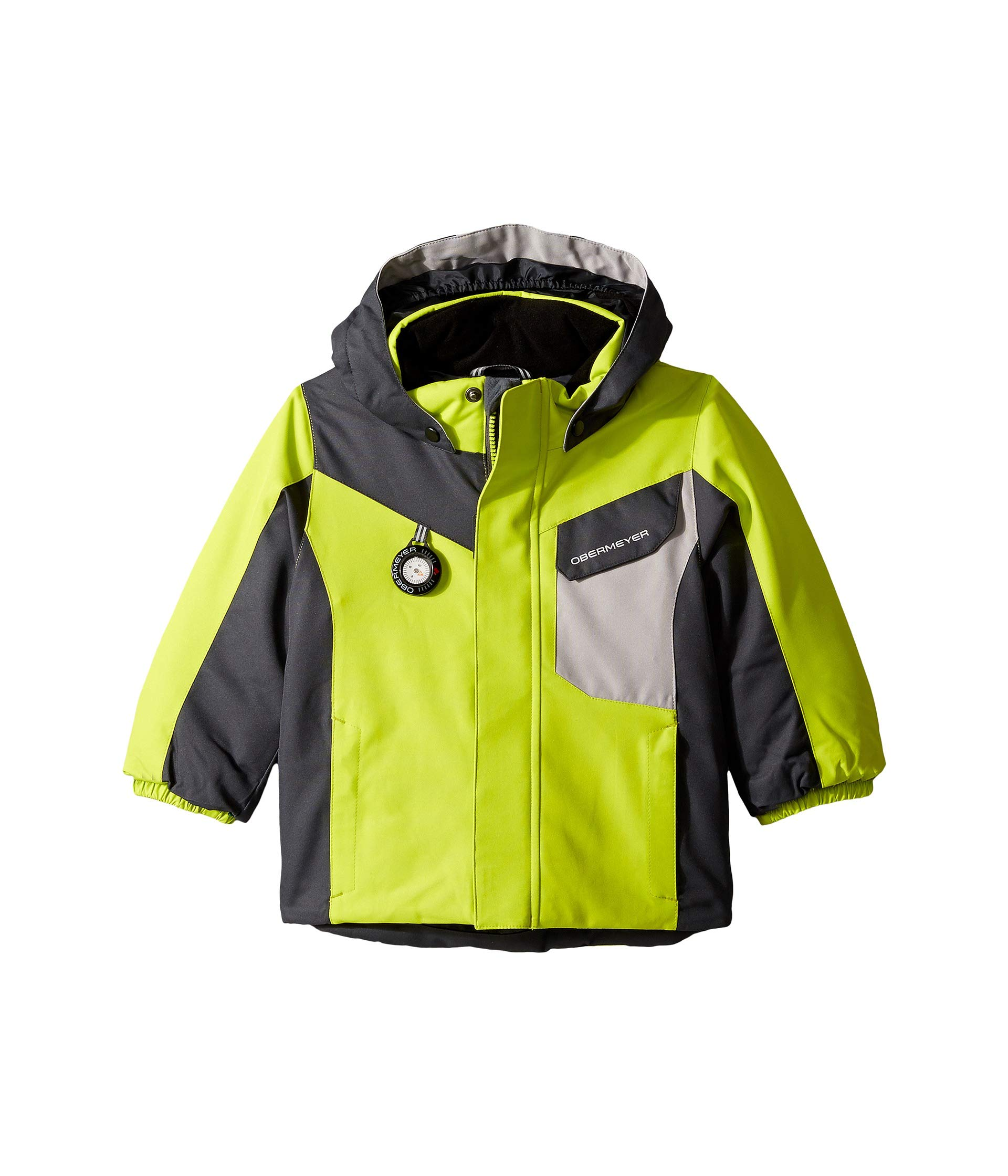 Obermeyer Kids Baby Boy's Galactic Jacket (Toddler/Little Kids/Big Kids)