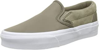 Vans Unisex Adults' Classic Slip on Trainers