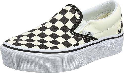 Vans Classic Slip-on Platform, Baskets Enfiler Femme