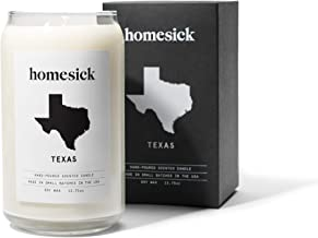 Homesick Scented Candle, Texas