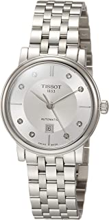 Tissot Analogue Classic Silver Strap Women's Wrist Watches - T122.207.11.036.00