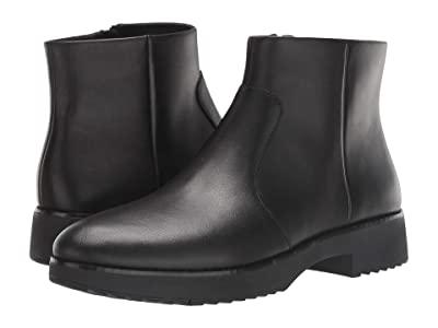 FitFlop Maria Ankle Boot (All Black) Women