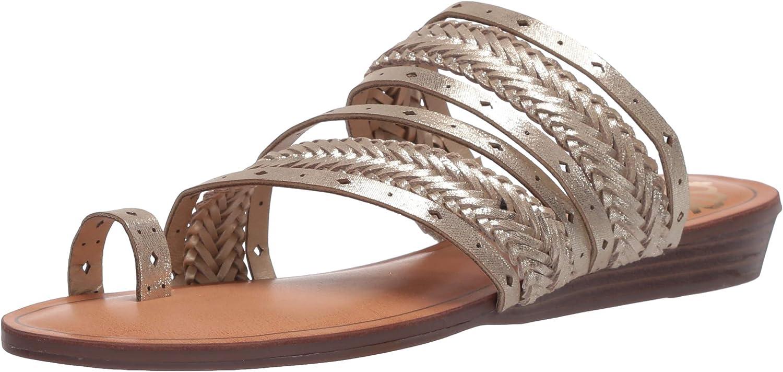 Fergie Women's Slide Sandal