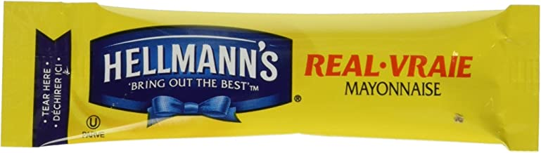 Hellmans Real Mayonnaise Stick Packs, 84 Count