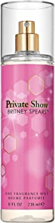 Britney Spears Private Show Fragrance Mist, 8 Ounce