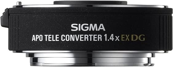 Sigma APO Teleconverter 1.4x EX DG for Nikon Mount Lenses