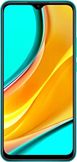 Redmi 9 Prime (Mint Green, 4GB RAM, 64GB Storage)- Full HD+ Display & AI Quad Camera