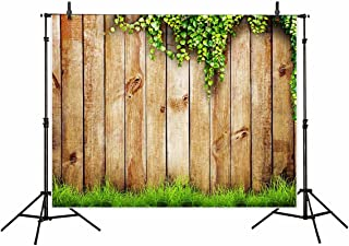 Funnytree Vinyl Photography Background Backdrops Wooden Board Child Baby Shower Photo Studio Prop Photobooth Photoshoot 5x3ft