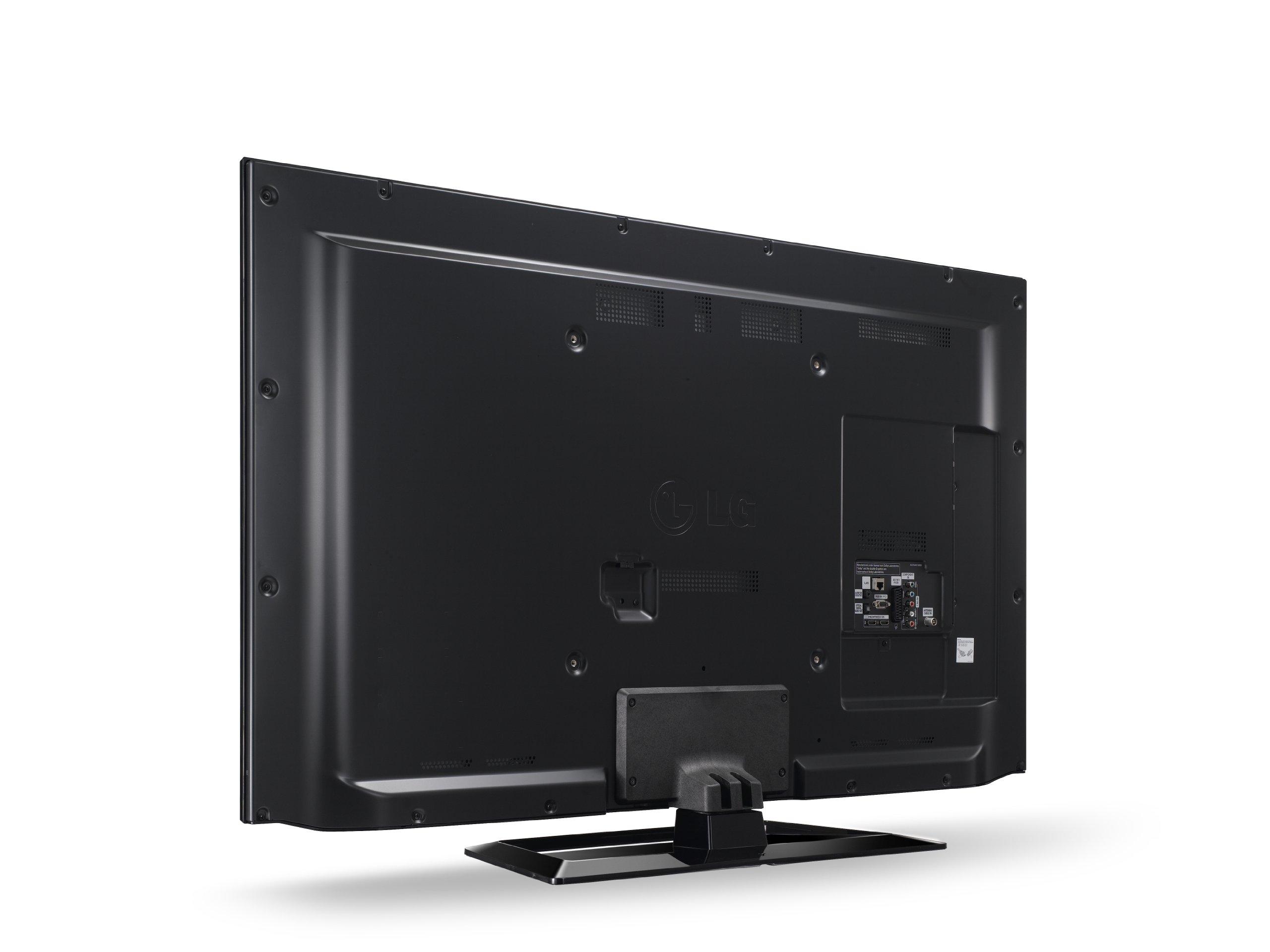 LG 42LS570S - Televisión LED de 42 Pulgadas, Full HD (200 Hz), Smart TV, Color Negro: Amazon.es: Electrónica
