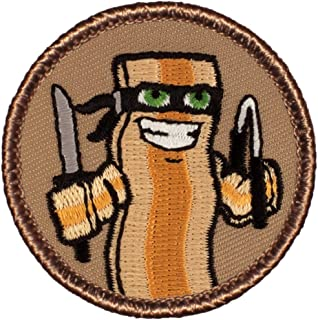 Bacon Ninja Patrol Patch - 2