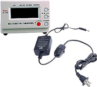 Timegrapher montre mécanique Timing machine multifonction testeur d'affichage à cristaux liquides Outils d'étalonnage de r...