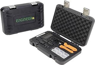 ENGINEER pad-02 Precision Crimping Tool kit, Orange
