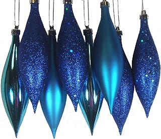 Christmas Pendant Drop Finial Ornaments Plastic Pendants Drops Finials Home Kitchen