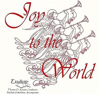 Joy to the World (Arr. John Rutter)