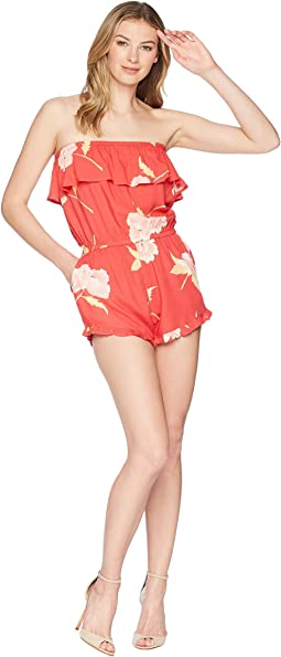 Pocket Flower Romper