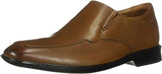حذاء بنسلي ستيب من كلاركس رجالي بدون كعب