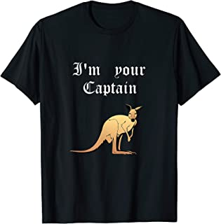 I'm your Captain