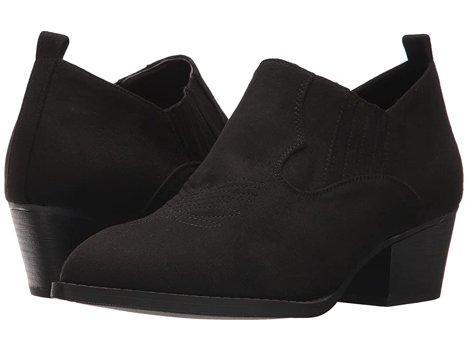 Dirty Laundry DL Charm Her Bootie (Black) Women