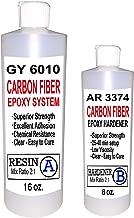 24 oz. Clear Epoxy Resin & Hardener - 2:1 Mix Ratio-High Strength- Multi Purpose