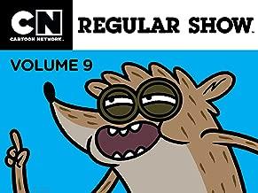 regular show season 9
