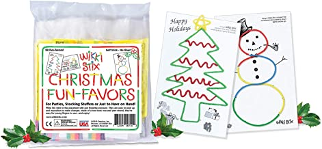 product image for WikkiStix Christmas Fun Favors