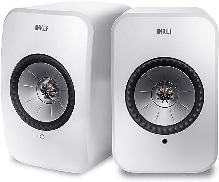 KEF LSX - Altoparlante WLAN - Bianco | Altoparlanti attivi con Bluetooth | Altoparlanti Multiroom | Altoparlante WiFi, Airplay 2, Spotify | Miglior altoparlante wireless - Trova i prezzi più bassi