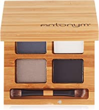 Antonym to the Moon and Black Eye Shadow Quattro - Certified Organic