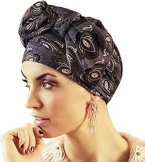 Viva Headwear Turbante Zoya per Le Donne con Alopecia