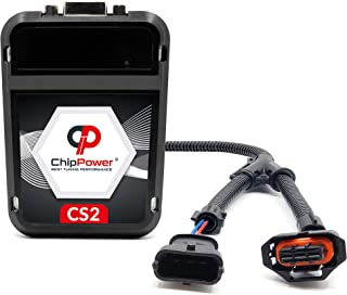 ChipPower Performance Chip CS2 compatible with Mercedes M-Class ML 300/350 W164 Tuning Gasoline