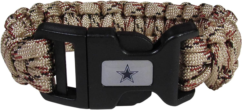 NFL Siskiyou Sports Dedication Fan price Shop Survivor Cowboys Bracel Camo Dallas