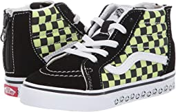 (Vans BMX) Black/Sharp Green
