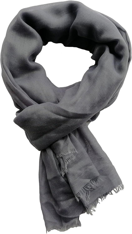 Sciarpa da donna Topmode tinta unita