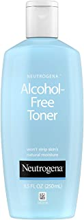 Neutrogena Oil- and Alcohol-Free Facial Toner, Hypoallergenic Skin-Purifying Face Toner to Cleanse, Recondition and Purify...