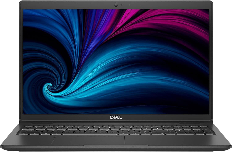 Dell Latitude 3520 Home & Business Laptop Black (Intel i5-1135G7 4-Core, 8GB RAM, 256GB SSD, Intel Iris Xe, 15.6