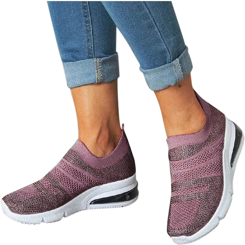 Fashion Sneakers for Women,Women's Terrific Slip-on Walking Shoe